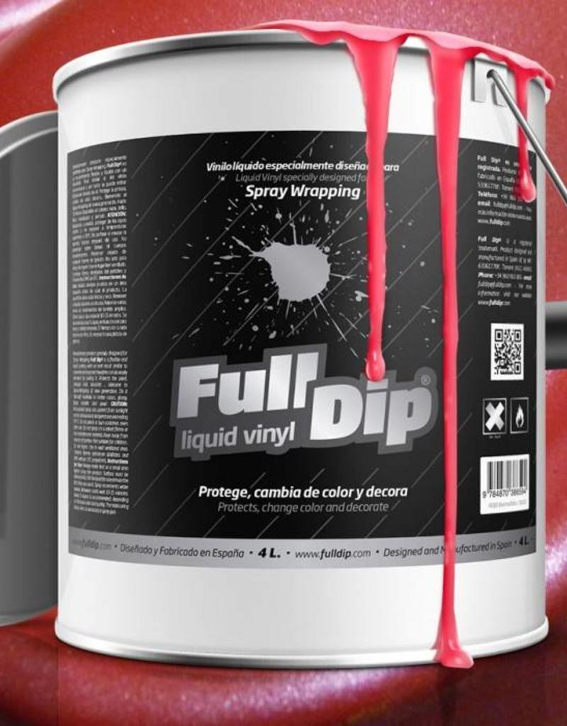 FullDip Red Metalized 4L