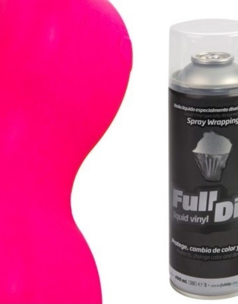 FullDip Plasti Rosa Fluor