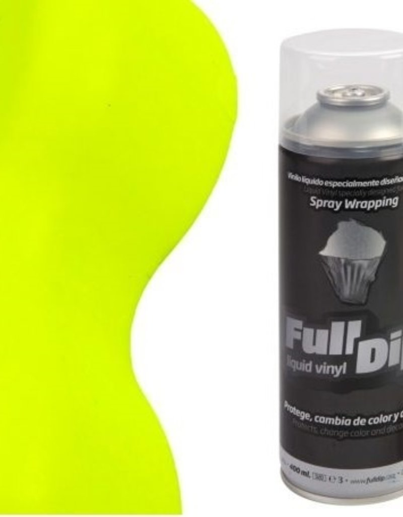FullDip Amarillo Fluor 400ml