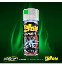 FullDip Heat resistant Lime green 400ml
