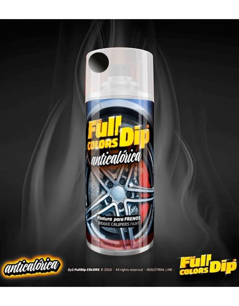 FullDip Anticalorica Black metallic 400ml