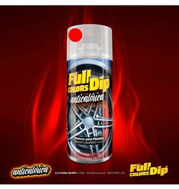 FullDip Hittebestendige dip Red 400ml
