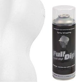 FullDip Mat Wit 400ml spray
