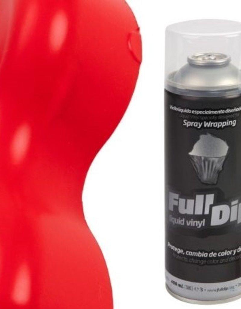 FullDip Rojo Mate 400ml