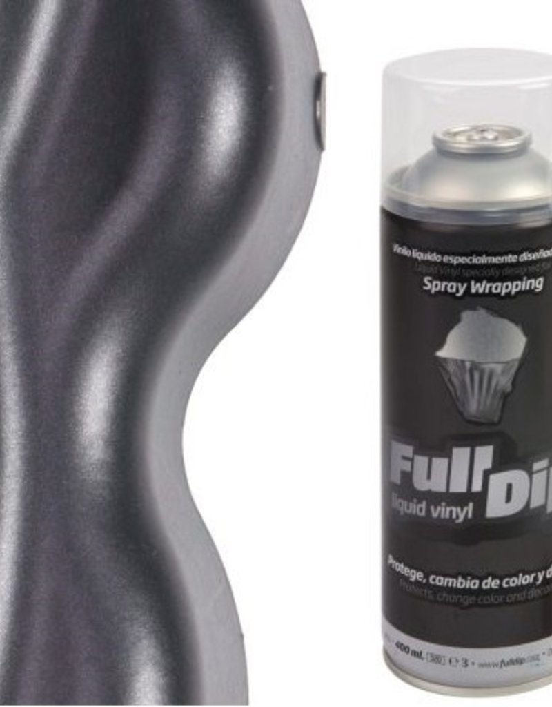 FullDip Hyper Black Metallic 400ml