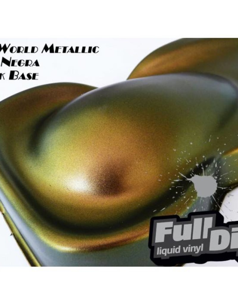 FullDip Mix World Metallic Chameleón Pigmentos 70 gram - Copy