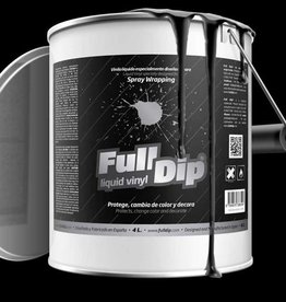 FullDip Mat Zwart 1 liter
