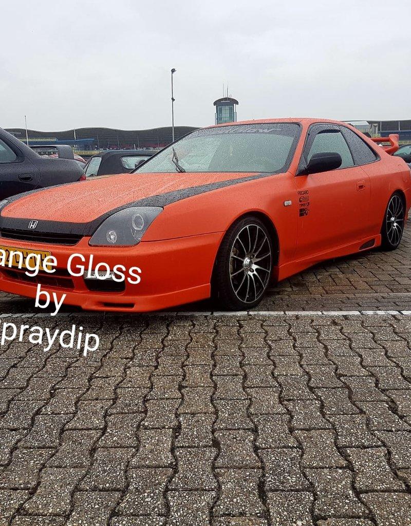 FullDip Oranje mat 4 liter