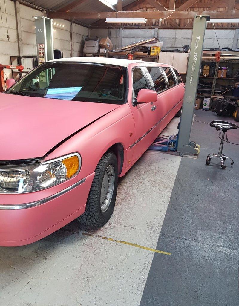 FullDip Gum pink matte 4L
