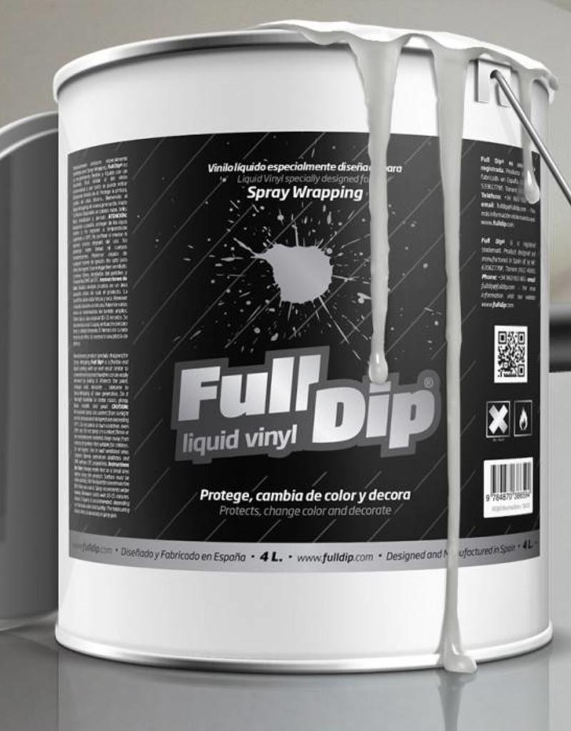 FullDip Aluminium Zilver Metallic Pearl 4L