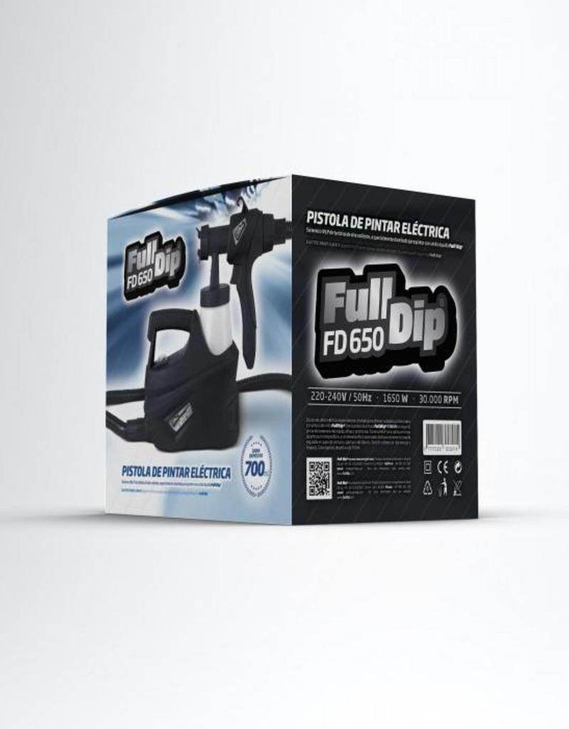 FullDip Spraydip power station FD650
