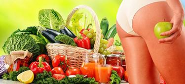 Ernährung Cellulite