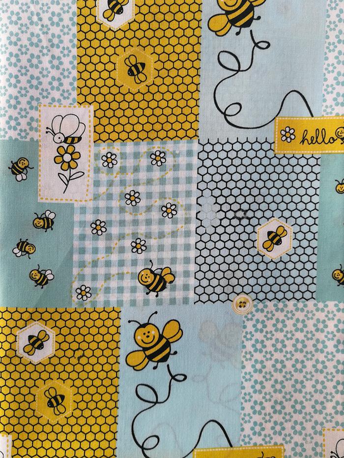 Bienenwachstuch Baumwolle