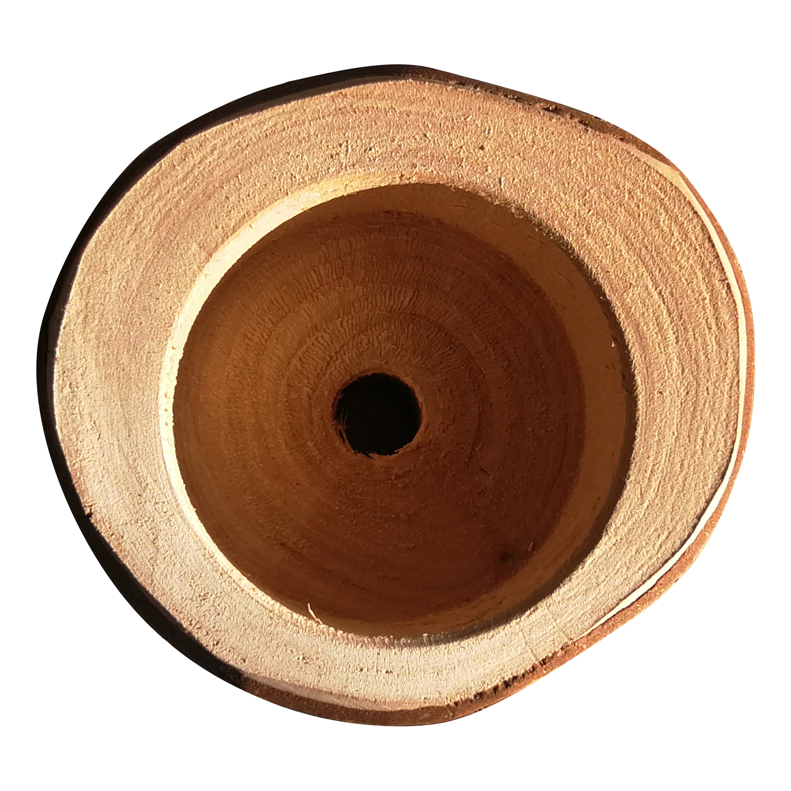 Kerzenhalter Holz Birke