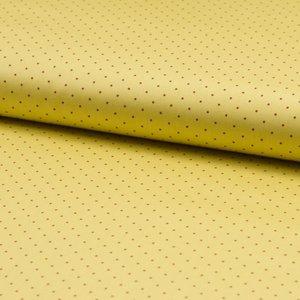 Baumwolle Stoff Gelb