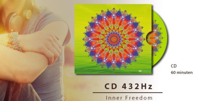 Ambient CD  + Card | Inner Freedom