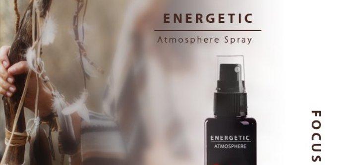 Energy Spray Focus 100 ml
