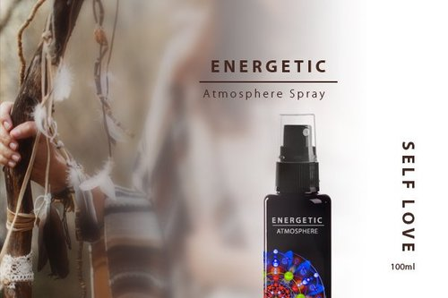 Energy Spray Self Love 100 ml