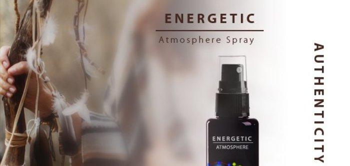 Energy Spray Authenticity 100 ml