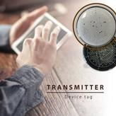 Transmitter Tags 80white Decemberoffer