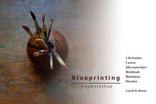 BLUEPRINTING (WORKSHOP) 28 april Antwerpen