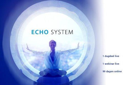 Echo System - zaterdag 30 maart Hilvarenbeek