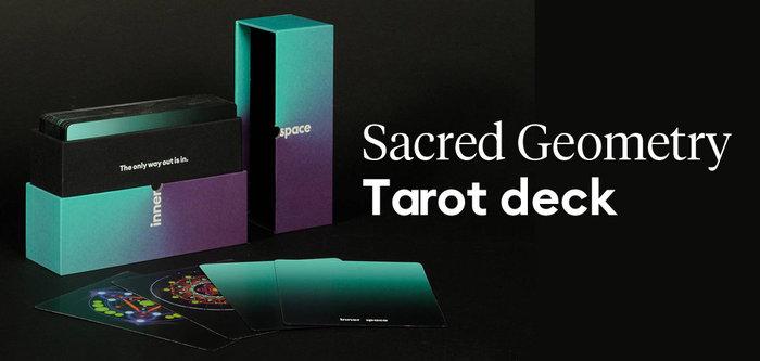 Sacred Geometry Tarot deck EN