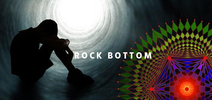 ROCK BOTTOM | retraite | april