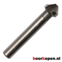 verzinkboor 12,4 mm