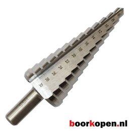 Stappenboor 6-30 mm