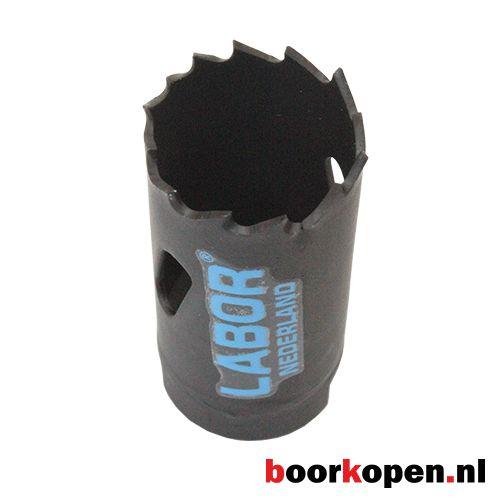 Bekend Gatzaag 29 mm uit Bi-metaal | ook voor RVS - RM74
