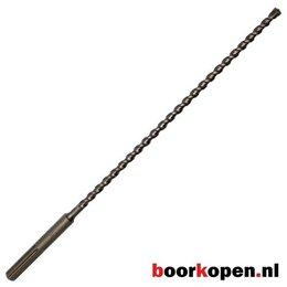 Hamerboor 14 mm SDS-max 4-snijder premium 540 mm lang