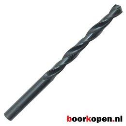 Metaalboor 4 mm HSS rolgewalst