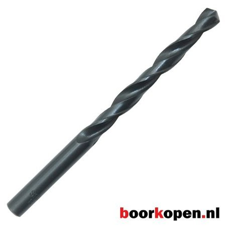 Metaalboor 6,3 mm HSS rolgewalst