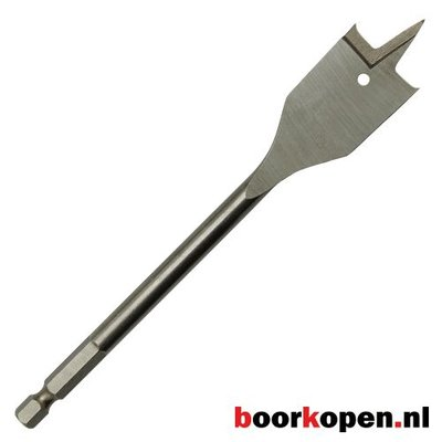 Speedboor 20 mm