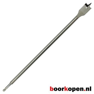 Speedboor 6 mm extra lang
