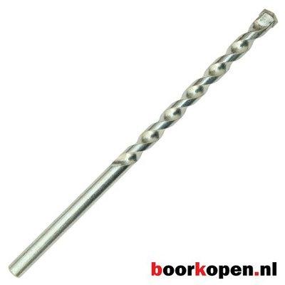 Steenboor 6,5 mm 200 mm lang