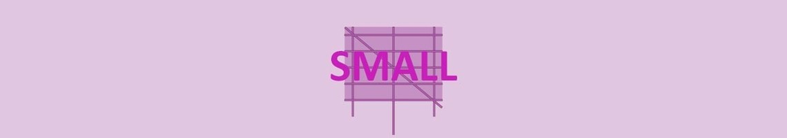 Lei-Amberboom - Small