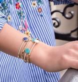 APM MONACO Valentine - AB3355XLPY - armband - goudkleurig - medium