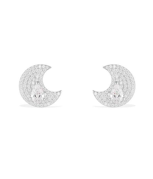 APM MONACO Luna - AE9885OX - Ohrringe - Silber 925% - Kristalle