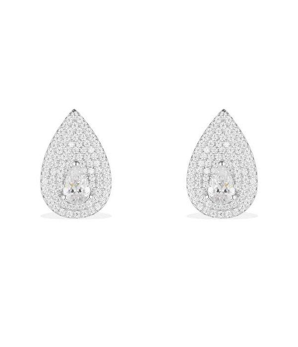 APM MONACO Luna - AE9890OX - Ohrringe - Kristall - Silber 925%