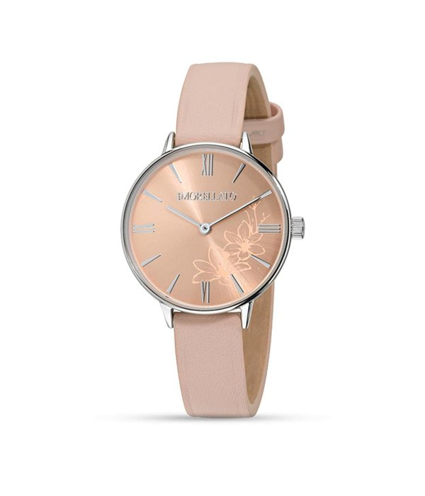 MORELLATO Ninfa - R0151141503 - Montre femme - cuir - argent - 30mm