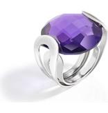PIANEGONDA Brightness - FP008001 - ring - silver 925% - purple color