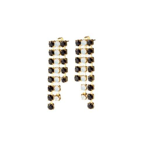 MAY mOma May Moma Earrings BOUCLES SATIN BSC5