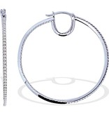 APM MONACO ZEITLOS - AE6806OX - Ohrringe - Kristall - Silber