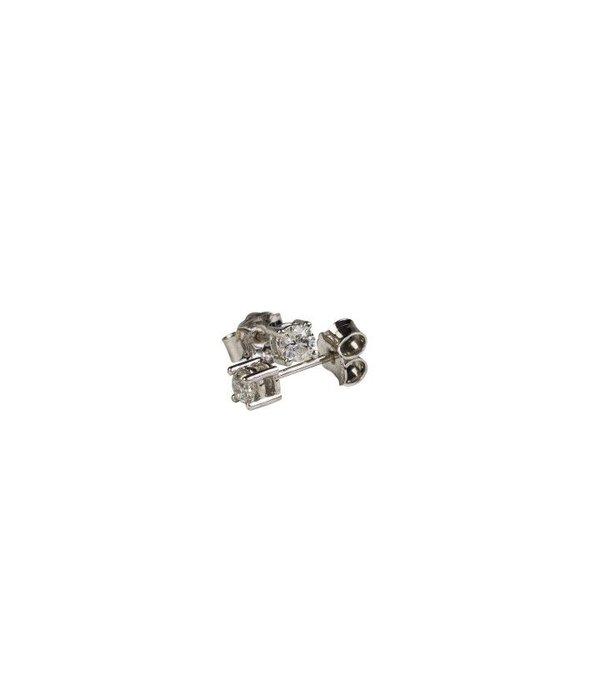DIAMOND STUD EARRINGS GJ / E0159W050
