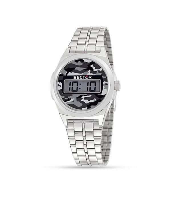 SECTOR Sector digitaal horloge R3253172002 Street. Uurwerk Division Street Digital