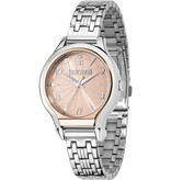 JUST CAVALLI Just Cavalli Just Fushion R7253533502 - Montre femme - zilberkleurig - 36mm