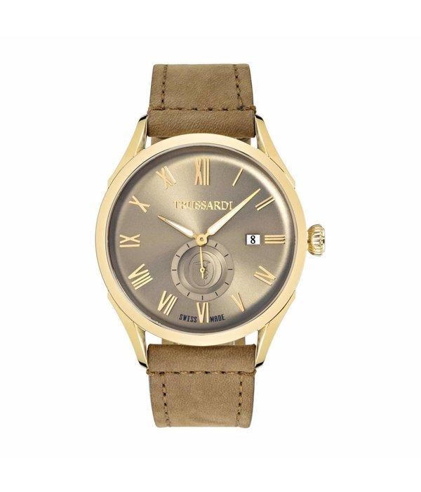 TRUSSARDI Milano R2451105002 - Uhr - goldfarben - 44mm