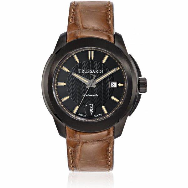 Trussardi T01 R2421100001 - horloge - 44mm